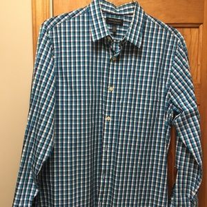 Banana Republic Men's casual dress shirt